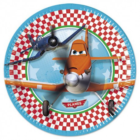Planes Plates