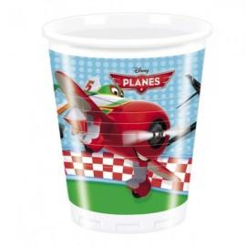 Bicchieri Plastica Planes