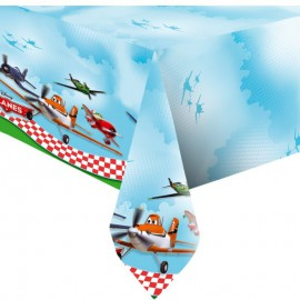 Planes Plastic Tablecover