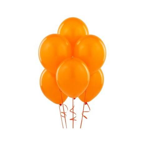 Palloncini lattice Arancione 15pz