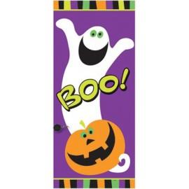 Halloween Pumpkin Boo Door Decoration
