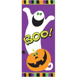 Halloween Pumpkin Boo Door Decoration