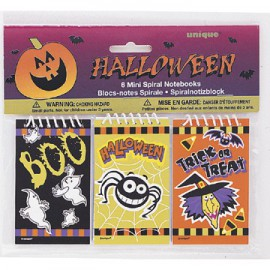Halloween Assorted Notebooks