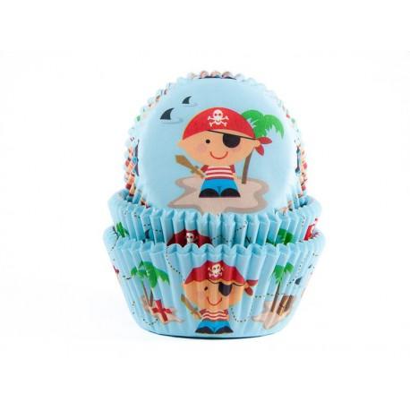 Pirottini Cupcake Pirata
