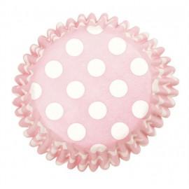 Pirottini Cupcake Rosa Foil