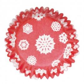 Pirottini Cupcake Rosso