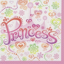 Piattini Princess Diva