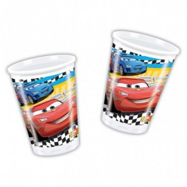 Cars RSN Plastic Cups