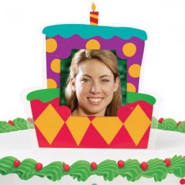 Decorazione Torta Personalizzabile Festa Compleanno