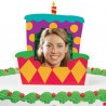 Celebration Customizable Cake Topper