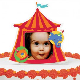 Decorazione Torta Personalizzabile Circo