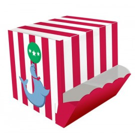 Circus Time Dispenser Treat Box