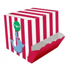 Scatolina per dolcetti Circus Time