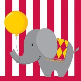 Tovaglioli Circus Time
