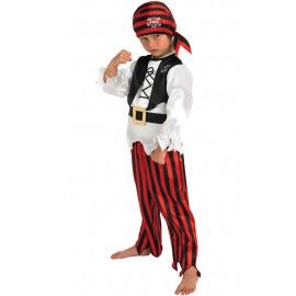 Pirate Costume 3-4 years