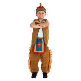 American Indian Boy 3-4 years
