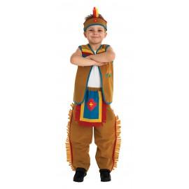 Indiano Bambino 5-6 anni