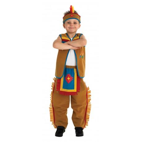 6e3a199f6293 Costume Indiano Bambino