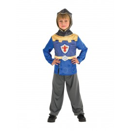 Costume cavaliere da bimbo 3-4 anni