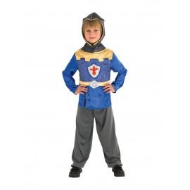 Costume cavaliere bambino 5-6 anni