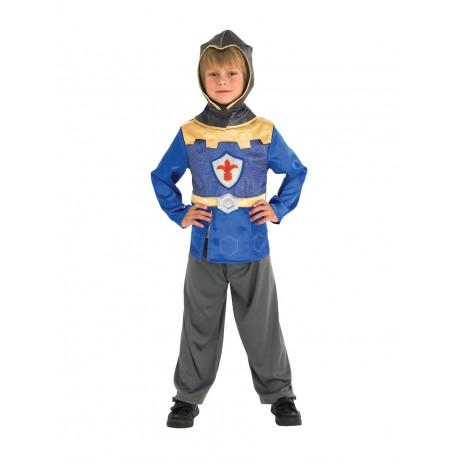 Vestito Cavaliere Bambino.Costume Motivo Cavaliere Da Bimbo 5 6 Anni Costume Carnevale Bambini