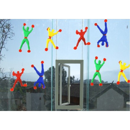 Sticky Wall Walkers 12 pc