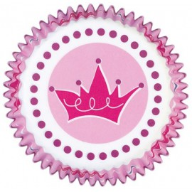 Princess Cupcake Baking Cups