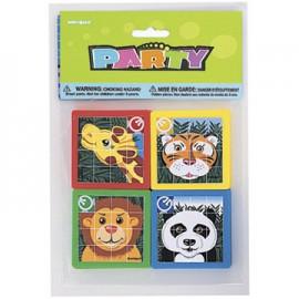 Puzzles Animali 10pz