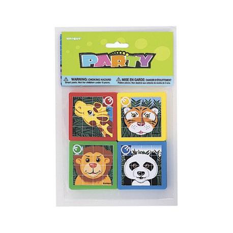 Animals Puzzles 10pc