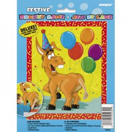 Put the tail on the donkey Party Game