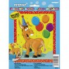 Pin the tail on the donkey Party Game