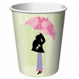 Mom Paper Cups