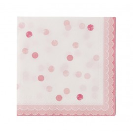 Pink n Mix Beverage Napkins