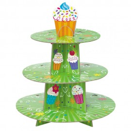 Alzata Cupcake Party 3 livelli