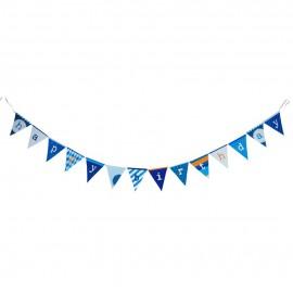 Blue Mix Banner
