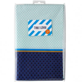 Blue Mix Tablecover
