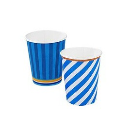Blue Mix Cups