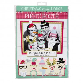1950's inspired Christmas Photo Booth