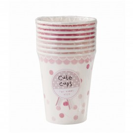 Pink n Mix Party Cups