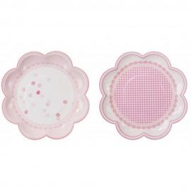 Pink n Mix Plates