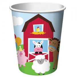 Farmhouse Fun Paper Cups