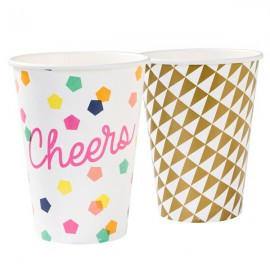 Party Time Cups 12pc