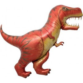 Palloncino Foil SuperShape T-Rex