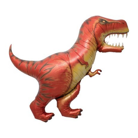 Palloncino Foil SuperShape Dinosauro T-Rex