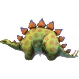 Palloncino Foil SuperShape Stegosaurus