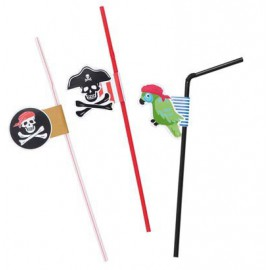 Pirate Straws