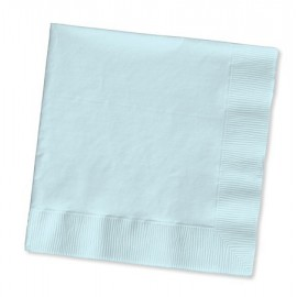 Pastel Blue Lunch Napkins