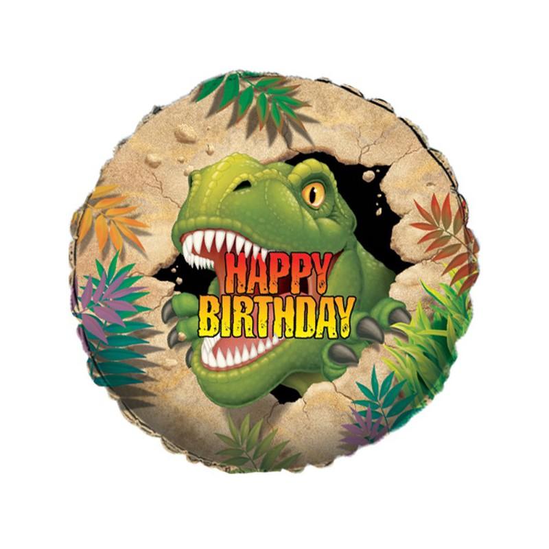 Картинка с днем рождения мальчику с динозаврами, открытки