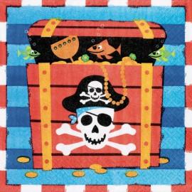 Tovaglioli Pirates Treasure