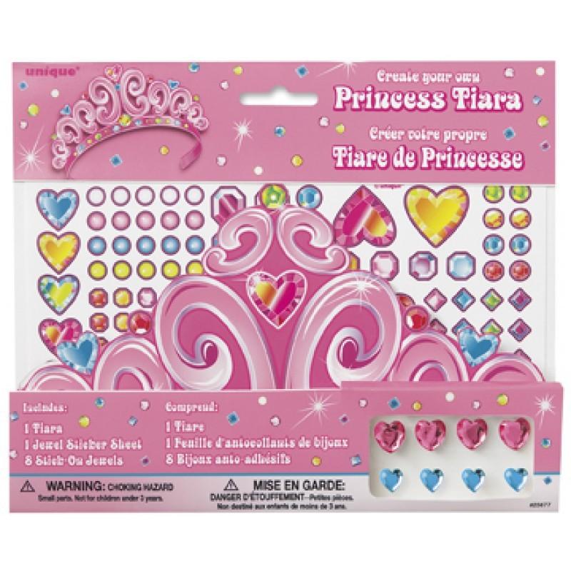 Set crea la tua tiara di principessa festa compleanno for Crea la tua planimetria gratis